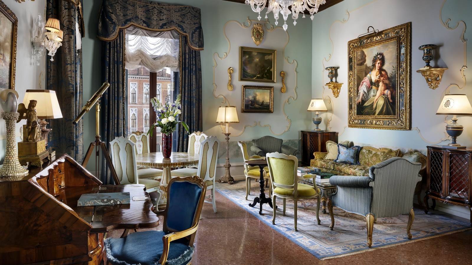 The Donghia Suite Patron Canal Grande